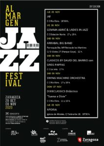 Programa Festival Jazz cambios
